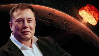 Илон Маск придумал, как создать на Марсе благоприятные условия для проживания