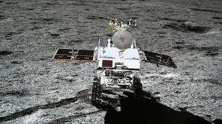 Китайский луноход «Юйту-2» возобновил исследования обратной стороны естественного спутника Земли