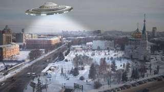 В Керчи парень заметил НЛО, сделал снимок и шокировал СМИ подлинным материалом