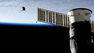 Корабль «Союз МС-14» с роботом FEDOR пристыковался к МКС
