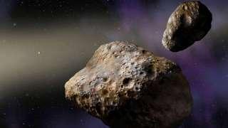 14 сентября к Земле приблизятся сразу два крупных астероида