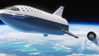 В октябре SpaceX проведет первый орбитальный полет космического корабля Starship