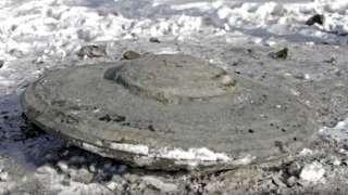 Известный уфолог прокомментировал дискообразную находку в кемеровской угольной шахте
