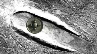 Признак присутствия пришельцев на Марсе опять заметил Скотт Уоринг
