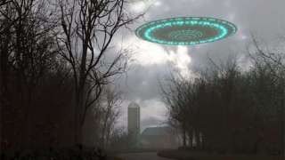 Гигантский НЛО накрыл всю Сызрань, видео