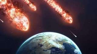 Рядом с Землей пролетели сразу три астероида