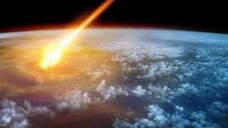 Уничтоживший динозавров астероид вызвал гигантское цунами