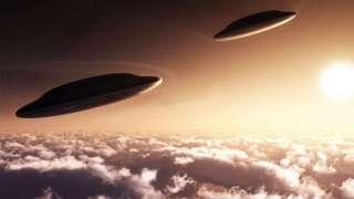 Два НЛО появились в Одессе над Чёрным морем и, возможно, искали утонувших там пришельцев