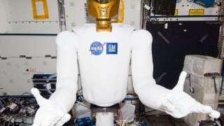 К конце года NASA снова отправит на МКС человекоподобного робота Robonaut 2