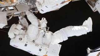 Планы NASA по выходам астронавтов в открытый космос с МКС поменялись