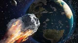 К Земле приблизится астероид, который в три раза больше пирамиды Хеопса