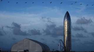 SpaceX отправит межпланетный корабль Starship на орбиту в течение шести месяцев