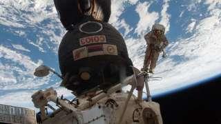 До конца года экипаж МКС ещё десять раз выйдет в открытый космос