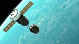 Овчинин, Хейг и аль-Мансури вернулись с МКС на Землю