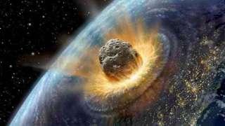 Пыль от упавшего 66 миллионов лет назад на Землю метеорита могла достичь Луны