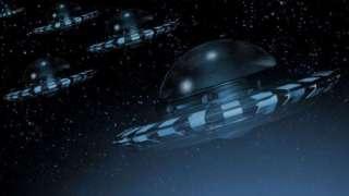 Жители Крыма заметили предполагаемую высадку инопланетян