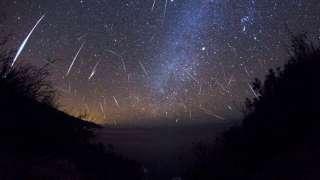Астроном дал советы по наблюдению за октябрьским метеорным потоком Дракониды