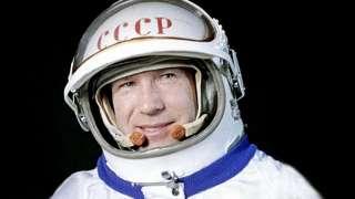 Глава Европейского космического агентства назвал Алексея Леонова великим исследователем космоса