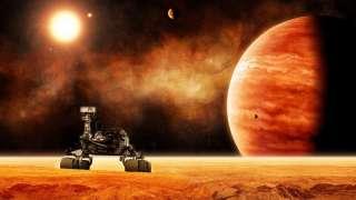 Бывший сотрудник NASA признался, что в 1976 году на Марсе были найдены следы жизни