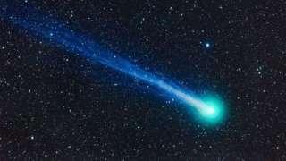Астрономы определили происхождение первой зафиксированной в Солнечной системе межзвездной кометы
