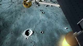 Загадочная пропажа: Индийский посадочный модуль  на поверхности Луны не может найти даже NASA