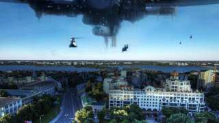 Такого в Санкт-Петербурге ещё точно никто не видел. Пришельцы словно накрыли город, невероятное видео обсуждают в сети
