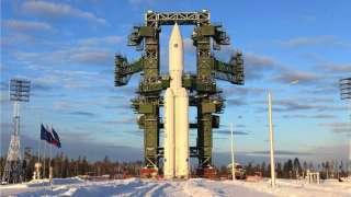 """Роскосмос разрывает контракт на производство ракет """"Ангара"""""""