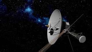 «Вояджер—2» расшифровка данных после выхода в межзвездное пространство