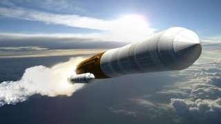 Новый патент Роскосмоса в системе горизонтального старта