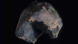 Протопланетный лед обнаружен в метеорите