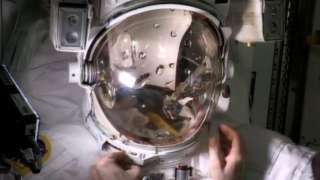 Американский скафандр вновь стал угрозой жизни астронавтам ЕКА