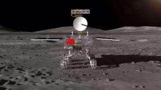Китайский луноход побил рекорд пребывания на Луне