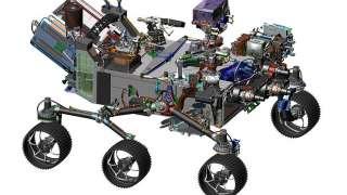 Новый марсоход НАСА успешно сдал на права