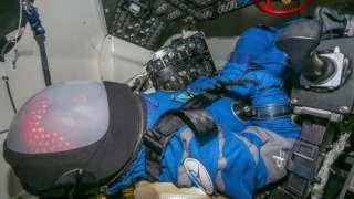 Манекен Роузи выжила в полете на Starliner