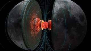 Как давно Луна потеряла магнитное поле