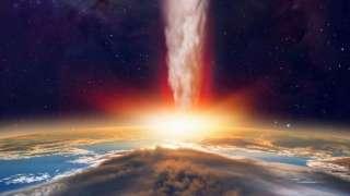 Ученые нашли кратер метеорита упавшего 800 000 лет назад