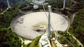 Радиообсерватория «Аресибо» закрыта из-за мощного землетрясения