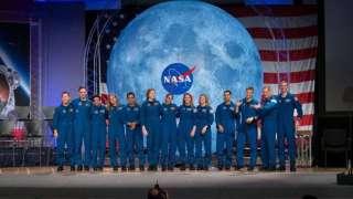 НАСА выпустили новый класс астронавтов