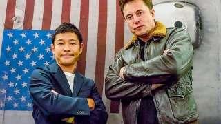 Полет в космос и поиск спутницы жизни для японского миллиардера
