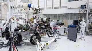 Пятый марсоход НАСА получит имя в марте