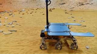 Новый Российско-европейский марсоход успешно прошел температурные тесты