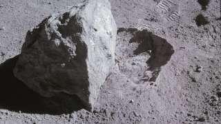 ЕКА добудут воду и топливо для ракет из лунной пыли