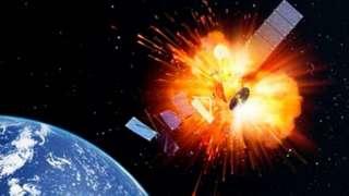 Спутник компании Боинг может взорваться в конце февраля