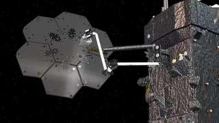 Новый робот НАСА сможет собирать спутники прямо в космосе