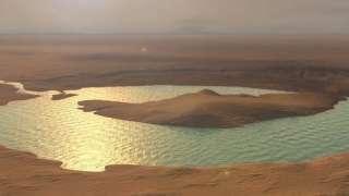 Новая версия обитаемости раннего Марса