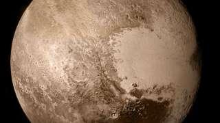Сердце Плутона бьется и влияет на атмосферу и геологию