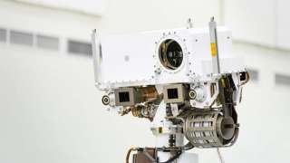 NASA установит на марсоход мощный лазер