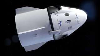 Первые туристы на SpaceX Crew Dragon могут полететь в космос уже в 2021-м году