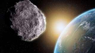 В НАСА сообщили о новом потенциально опасном астероиде