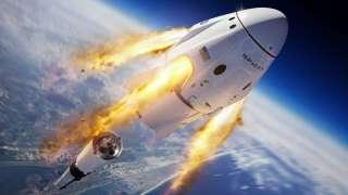 Корабль Dragon стартовал для доставки груза на МКС